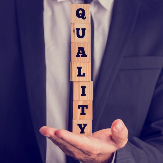 the steps involved in establishing total quality management tqm in businesses Total quality management: processestablish responsibility the next step is to establish responsibility implementing tqm is to obtain the total.